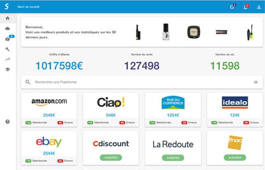 Gestion de flux e-commerce : Shopping Flux s'inspire de l'UX de Google
