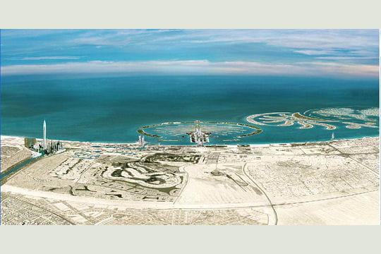 Nouveau visage de Dubai