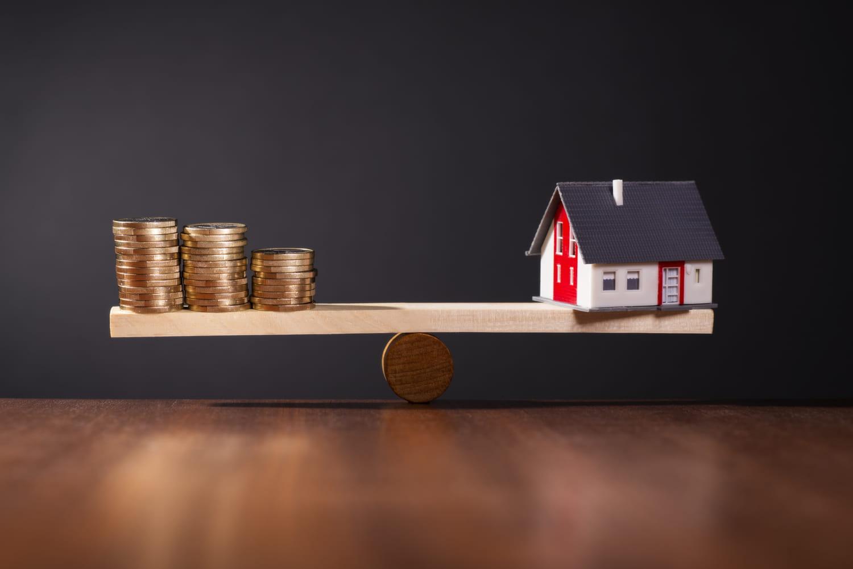 Taux immobilier2021: calcul, évolution et meilleur taux actuel