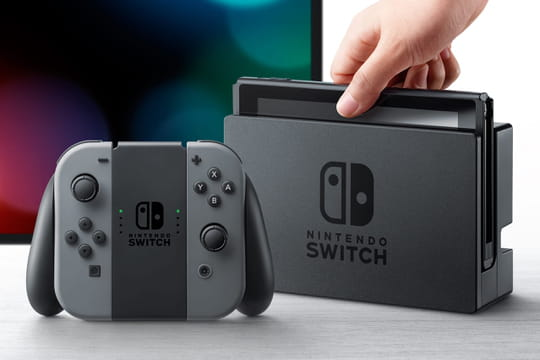 Nintendo Switch : prix, manette, Switch Lite, jeux...