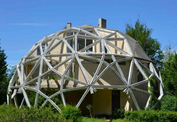 Une villa exprimentale dans l'Yonne