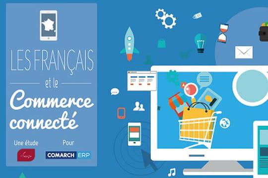 Infographie : Que pensent les Français des magasins connectés ?
