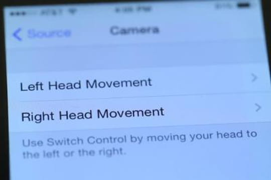 Une fonctionnalité de l'iPhone permet de le contrôler sans les mains