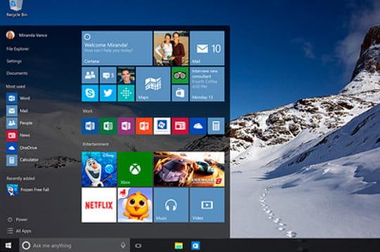 Windows 10 : tout le monde ne l'aura pas ce 29 juillet