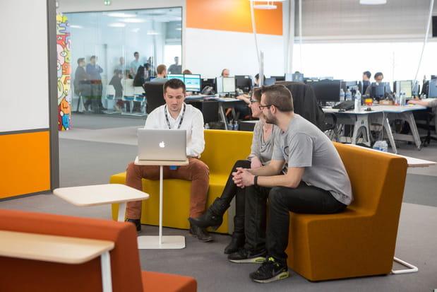 Des espaces plus cosy pour les discussions informelles