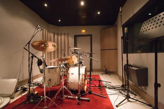 un studio d u0026 39 enregistrement par instrument