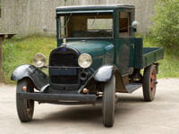 une ford t.