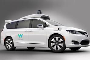 Véhicules autonomes: Google et GM dominent, Apple bonnet d'âne