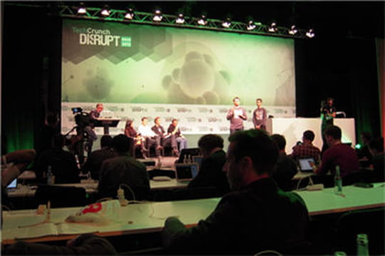 1 700 technophiles sont réunis à TechCrunch Disrupt  Berlin