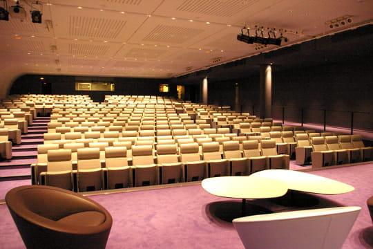 Un centre de conférences