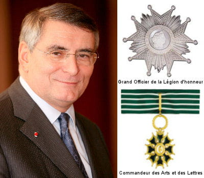 jean-louis beffa est président du conseil d'administration de saint-gobain.