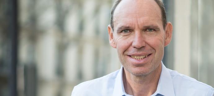 """Régis Schultz (Monoprix):""""Monop'Easy est le moyen de montrer qu'on fait mieux qu'Amazon Go"""""""