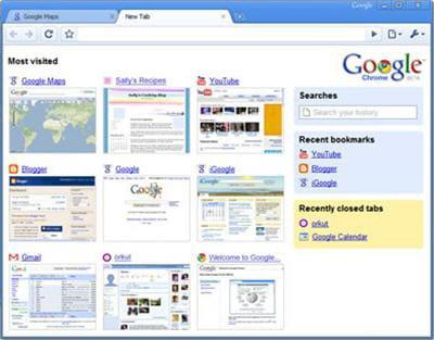 google lance à son tour un navigateur open source. l'accent est mis sur les