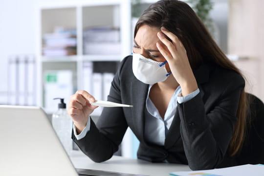 Maladie professionnelle: définition et indemnité prévue