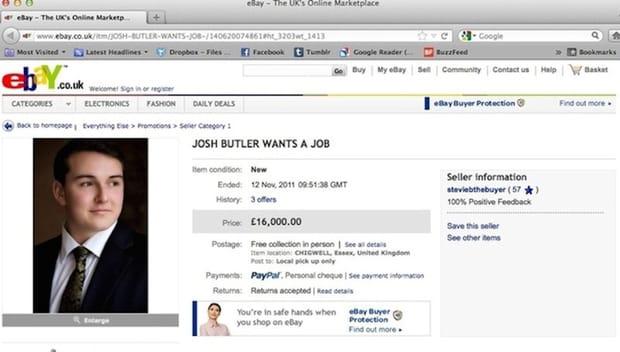CV eBay