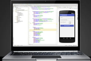 Google sort Android Studio : son IDE universel