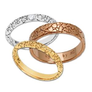 l'origine de l'or, de l'argent et des diamants est certifiée.