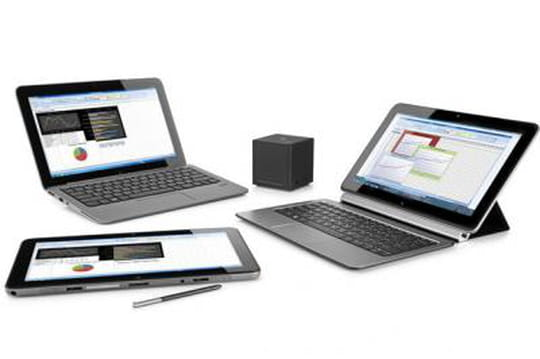 HP : nouvelles tablettes Windows et Android (HP Elite x2 1011 G1, ElitePad 1000, Pro Tab 408)