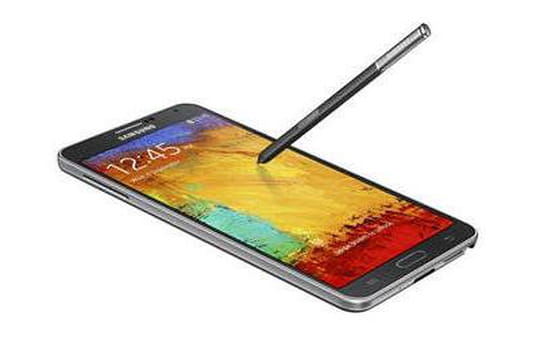 Galaxy Note 3, nouvel argument de Samsung chez les pros