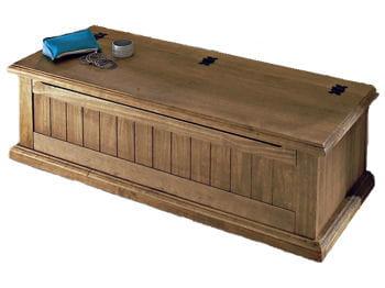 ce coffre-banc permet de stocker des archives ni vu, ni connu dans une pièce à