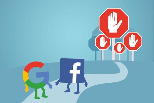 Les éditeurs allemands s'allient face à Google et Facebook