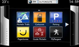 peugeot connect apps regroupe pour l'heure une dizaine d'applications de