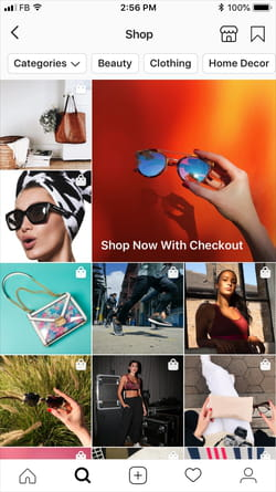 Instagram construit la marketplace du futur