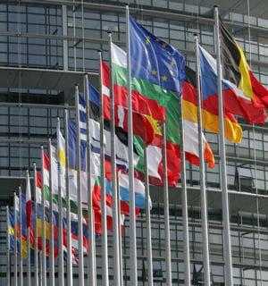 le parlement européen.