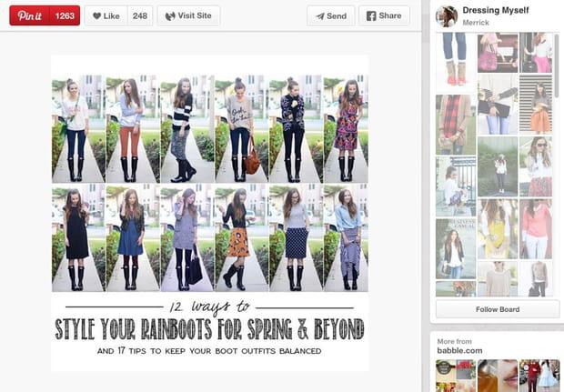 Besoin de conseils ? Pinterest est là pour vous aider !
