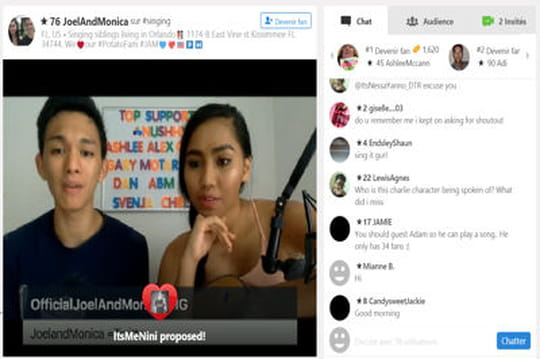 Younow : le live vidéo made in millenials qui décolle