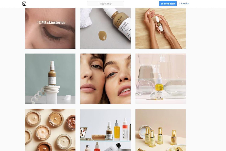 La stratégie marketing bien rodée des DNVB sur Instagram