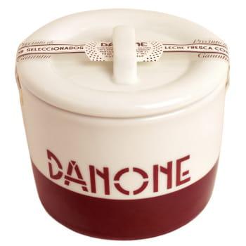 le premier yaourt danone de 1928.