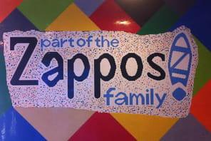 Visite guidée de l'étonnant siège de Zappos à Las-Vegas
