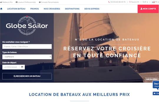 GlobeSailor lève 800000euros pour la location en ligne de bateaux de plaisance