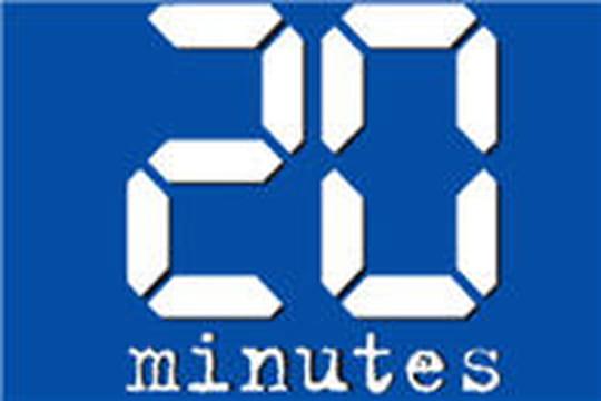 20minutes prévoit de basculer sur le Web aux alentours de 2013