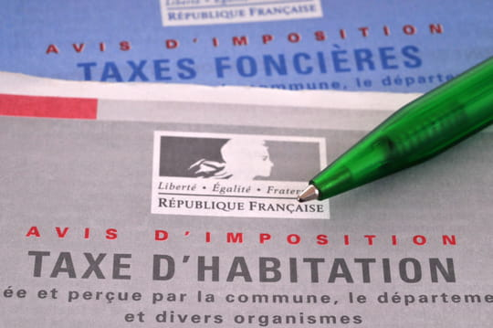Taxe d'habitation 2017: date de réception et de paiement
