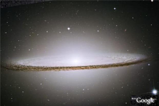 Galaxie sombrero