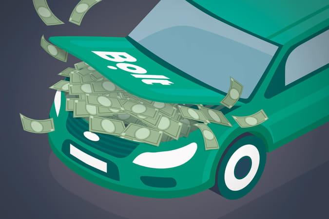 VTC: Avec son option éco, Bolt va-t-il relancer la guerre des prix?