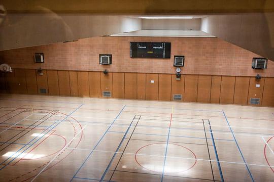 Bercy : activités sportives