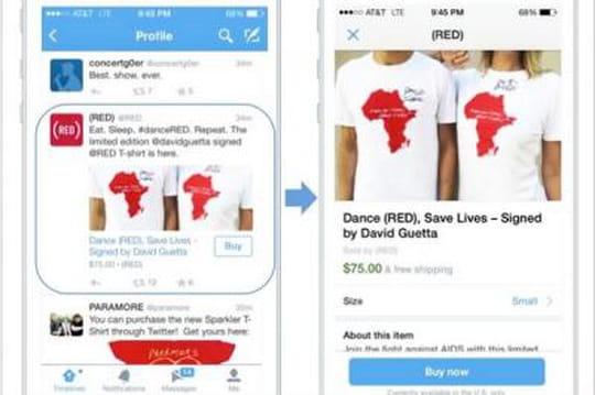 E-marchands : Que penser des boutons Buy de Facebook et Twitter?