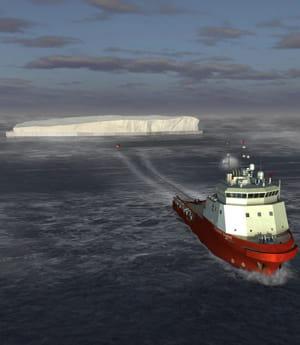 l'expédition devrait démarrer au large de terre-neuve, en2014.