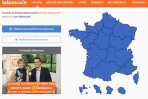 Audience Internet fixe en France: les e-commerçants à la hausse en décembre