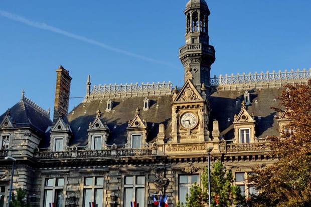 16e ex aequo : Pantin (Seine-Saint-Denis), +0,71 point de hausse des impôts locaux