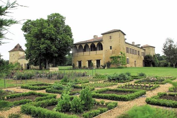Château en Gascogne