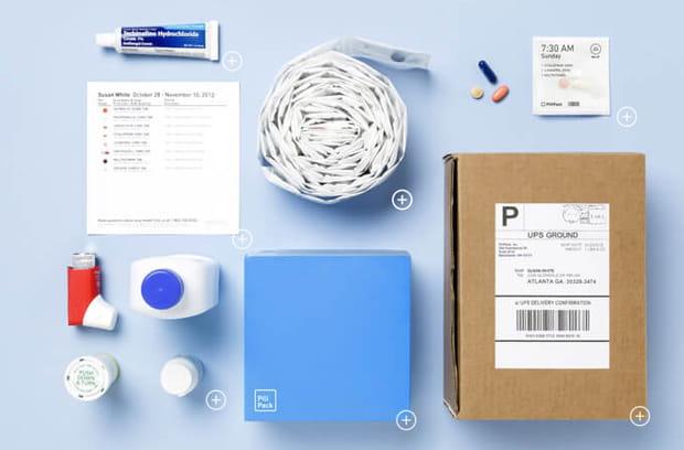 PillPack simplifie vos commandes de médicaments