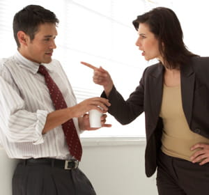 devenir manager implique aussi d'apprendre à prendre sur soi.