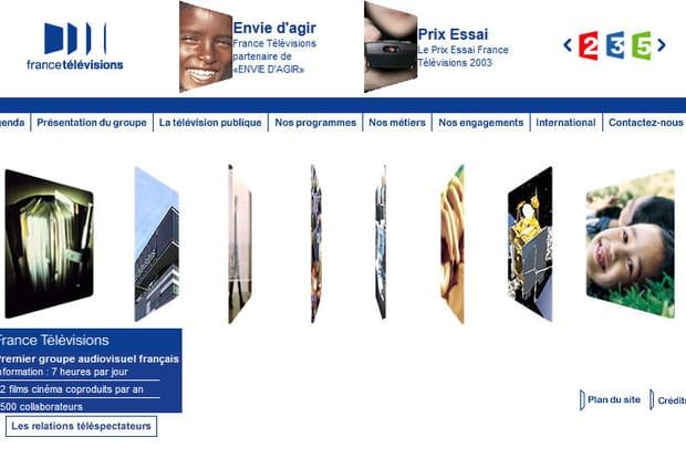 France Télévisions en 2003
