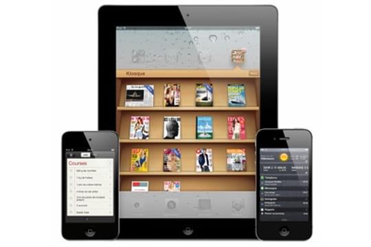 iOS : un consortium pour mieux cibler les entreprises