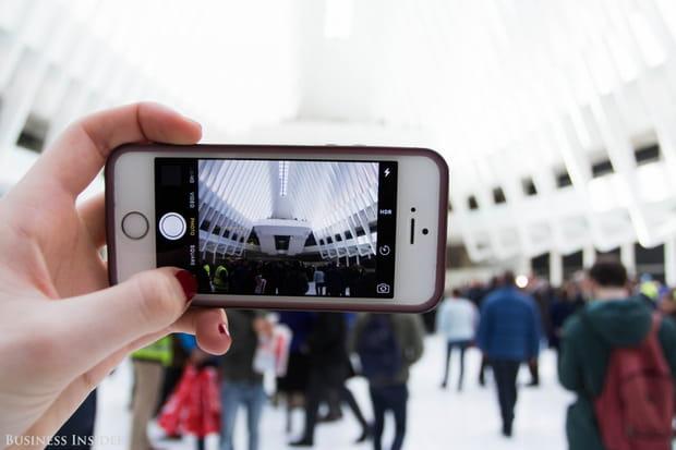 Appareils photo et téléphones