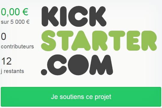 En France, Kickstarter collecte les déconvenues